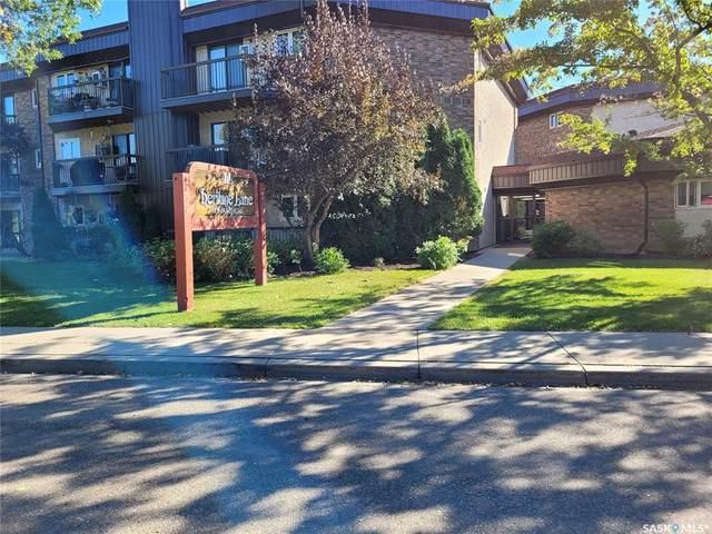 730 Heritage Lane #117, Saskatoon, SK S7H 5M6 (MLS #SK870602) :: The A Team
