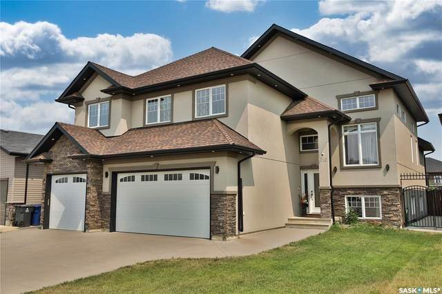 710 Crystal Springs Drive, Warman, SK S0K 0A1 (MLS #SK870675) :: The A Team