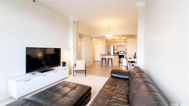 235 Herold Terrace #414, Saskatoon, SK S7V 1J2 (MLS #SK870690) :: The A Team