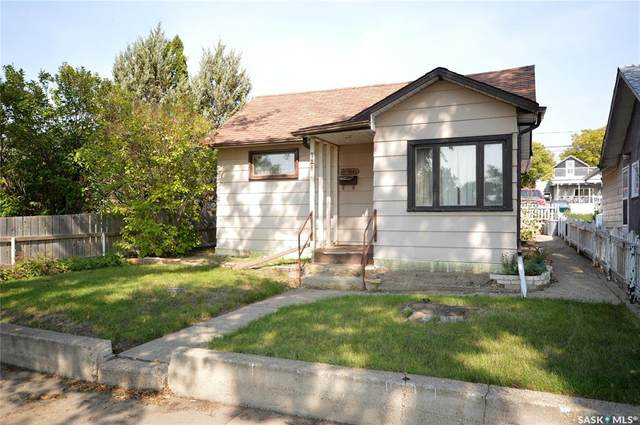 926 Stadacona Street W, Moose Jaw, SK S6H 2A8 (MLS #SK870746) :: The A Team