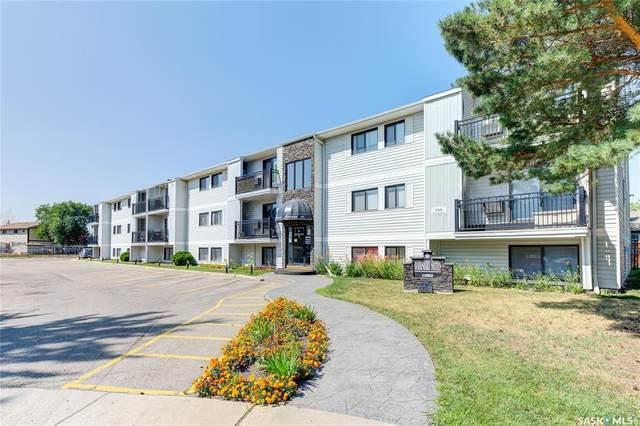 258 Pinehouse Place #106, Saskatoon, SK S7K 4X1 (MLS #SK870860) :: The A Team