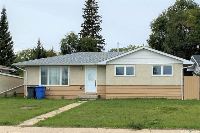 1861 103rd Street, North Battleford, SK S9A 1M1 (MLS #SK870969) :: The A Team