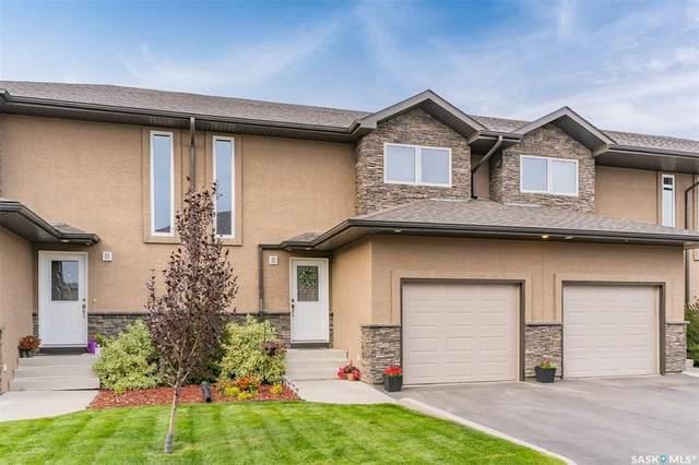 502 Rempel Manor #22, Saskatoon, SK S7T 0L7 (MLS #SK871065) :: The A Team