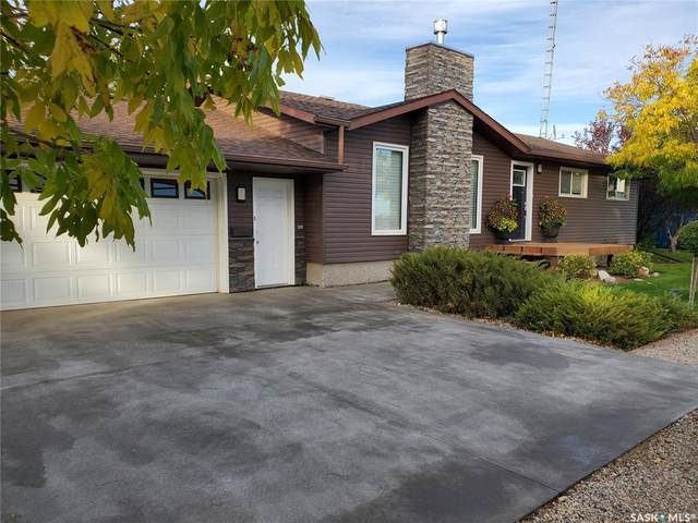 123 1st Avenue, Kelliher, SK S0A 1V0 (MLS #SK871201) :: The A Team