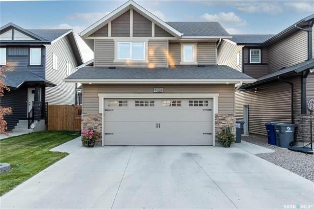324 Delainey Manor, Saskatoon, SK S7V 0N4 (MLS #SK871987) :: The A Team