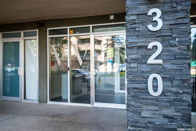 320 5th Avenue N #204, Saskatoon, SK S7K 2P5 (MLS #SK872291) :: The A Team