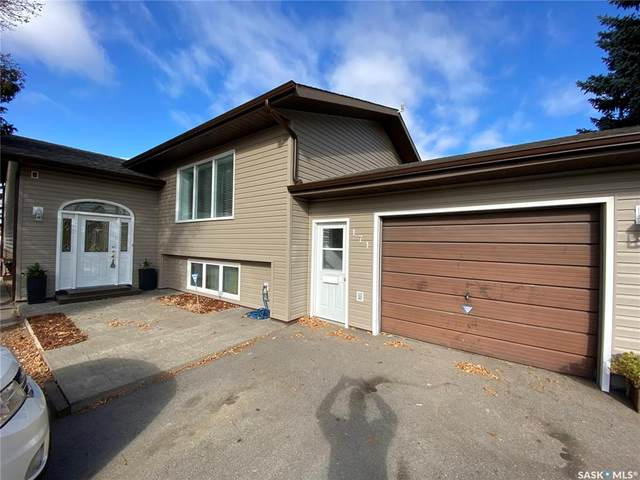171 Sunset Drive S, Yorkton, SK S3N 3R8 (MLS #SK873904) :: The A Team