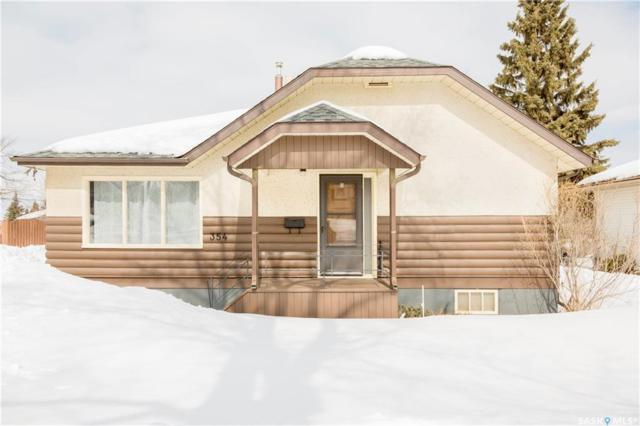 354 21st Street W, Prince Albert, SK S6V 4J3 (MLS #SK710927) :: The A Team