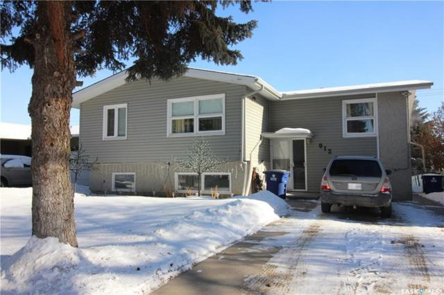912 Trotter Crescent, Saskatoon, SK S7L 3R1 (MLS #SK717367) :: The A Team