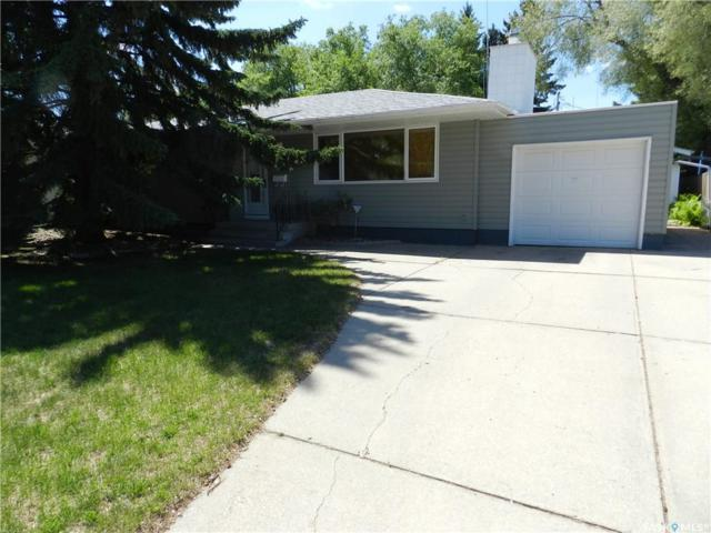 89 Lindsay Drive, Saskatoon, SK S7H 3E4 (MLS #SK726365) :: The A Team