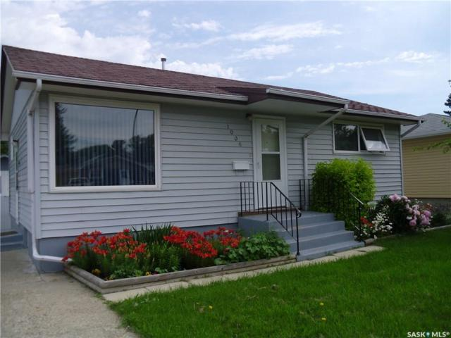 1006 3rd Street E, Prince Albert, SK S6V 0J3 (MLS #SK726569) :: The A Team