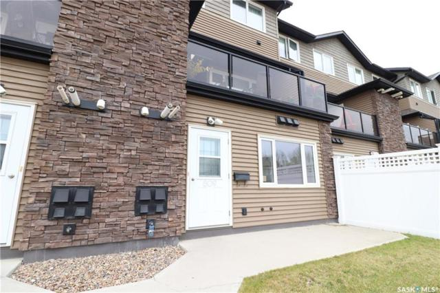 110 Shillington Crescent #809, Saskatoon, SK S7M 3Z8 (MLS #SK727060) :: The A Team