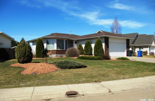 2507 Blue Jay Crescent, North Battleford, SK S9A 3Z3 (MLS #SK729847) :: The A Team