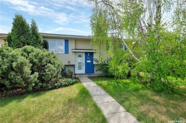 91 Bowerman Crescent, Prince Albert, SK S6V 6G3 (MLS #SK732881) :: The A Team