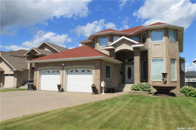 411 Greaves Crescent, Saskatoon, SK S7W 1A9 (MLS #SK737043) :: The A Team