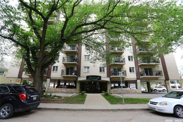 537 4th Avenue N #508, Saskatoon, SK S7K 2M6 (MLS #SK738666) :: The A Team