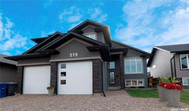 519 Cherry Lane, Warman, SK S0K 4S2 (MLS #SK740928) :: The A Team