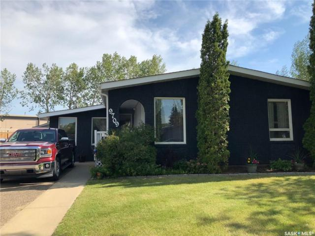 9709 97th Drive, North Battleford, SK S9A 3K3 (MLS #SK740991) :: The A Team