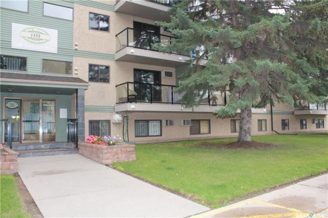 1435 Embassy Drive #308, Saskatoon, SK S7M 4E5 (MLS #SK744407) :: The A Team
