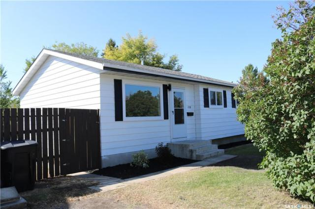 238 Dickey Crescent, Saskatoon, SK S7L 5N9 (MLS #SK746353) :: The A Team