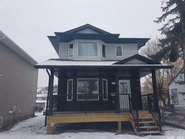 1206 K Avenue S, Saskatoon, SK S7M 2G7 (MLS #SK753623) :: The A Team