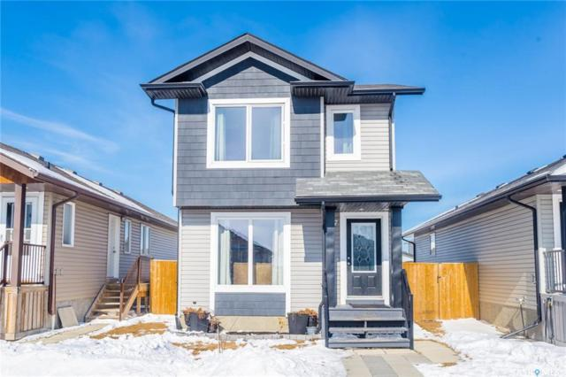 847 Glenview Cove, Martensville, SK S0K 0A2 (MLS #SK754923) :: The A Team