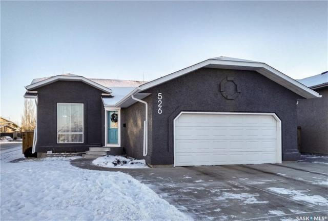 526 Sears Cove, Saskatoon, SK S7N 4V6 (MLS #SK754929) :: The A Team