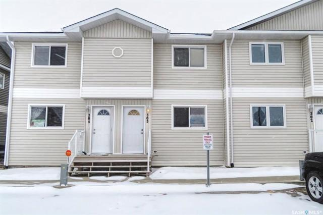851 Chester Road #303, Moose Jaw, SK S6H 0A3 (MLS #SK755553) :: The A Team
