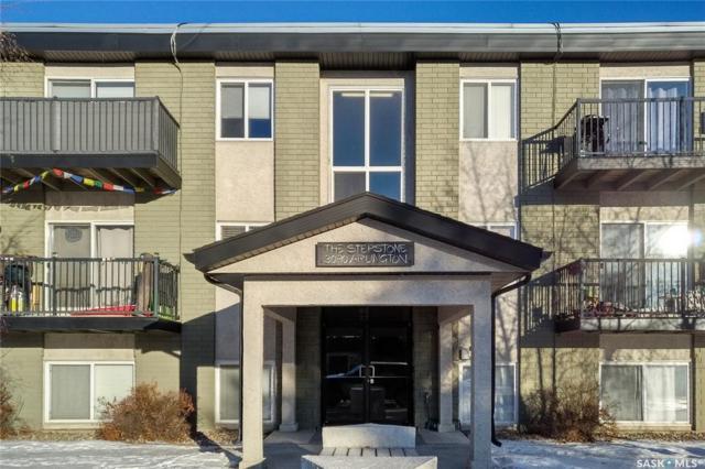 3030 Arlington Avenue #7, Saskatoon, SK S7J 2J9 (MLS #SK756799) :: The A Team