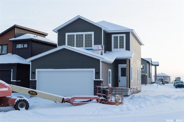 151 Burgess Crescent, Saskatoon, SK  (MLS #SK757598) :: The A Team