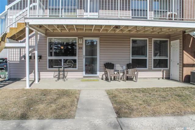 160 Gore Place #272, Regina, SK S4T 7S4 (MLS #SK757787) :: The A Team
