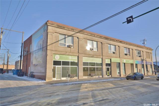 16 Athabasca Street W, Moose Jaw, SK S6H 2B5 (MLS #SK757821) :: The A Team