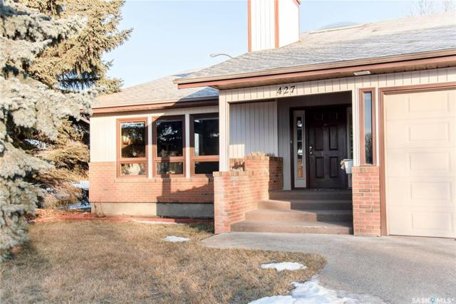 427 Cypress Drive, Swift Current, SK S9H 4W7 (MLS #SK758402) :: The A Team