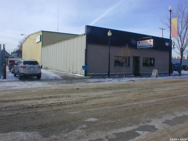 319 B Avenue S, Saskatoon, SK S7M 1M5 (MLS #SK758545) :: The A Team