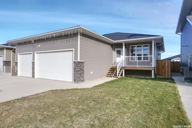 148 Wellington Drive, Moose Jaw, SK S6K 0A6 (MLS #SK758997) :: The A Team