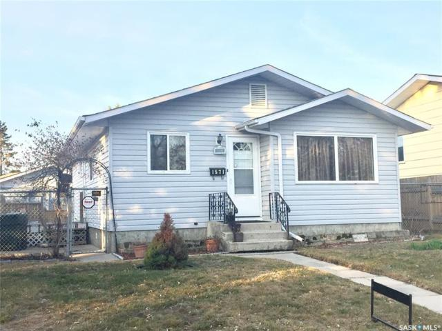 1571 4th Street E, Prince Albert, SK S6V 6H9 (MLS #SK763453) :: The A Team