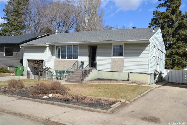 2131 Cumberland Avenue S, Saskatoon, SK S7J 1Z2 (MLS #SK767451) :: The A Team