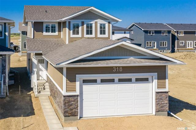 318 Germain Manor, Saskatoon, SK S7M 0T6 (MLS #SK773226) :: The A Team