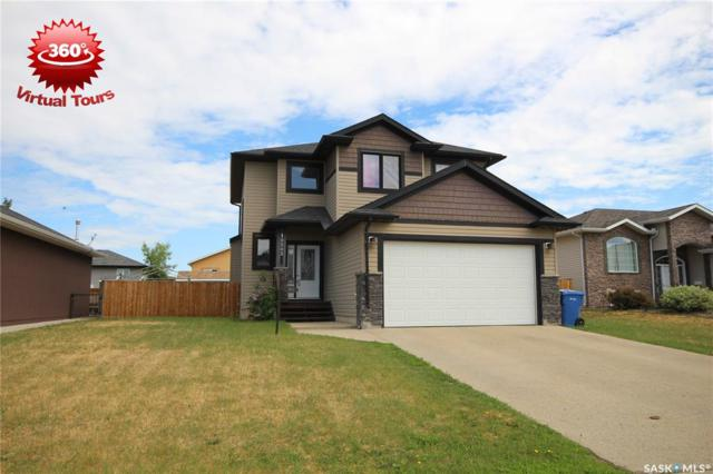 10303 Bunce Crescent, North Battleford, SK S9A 3Y5 (MLS #SK776421) :: The A Team
