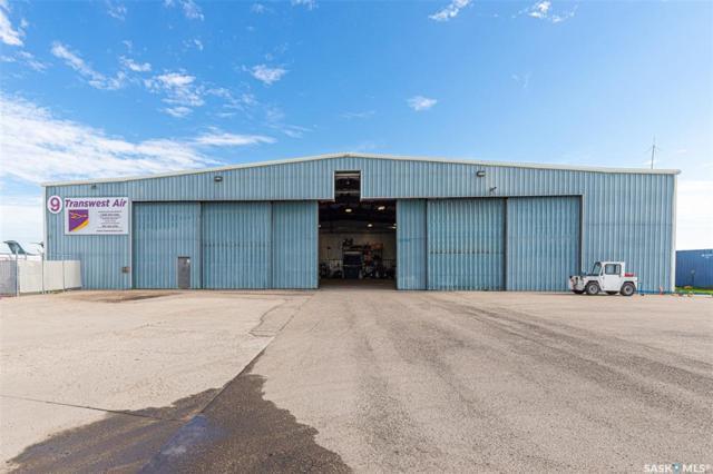 Hangar 9 Mobile 3 Thayer Avenue, Saskatoon, SK S7L 5X4 (MLS #SK777955) :: The A Team