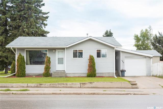 596 27th Street E, Prince Albert, SK S6V 1W6 (MLS #SK778214) :: The A Team