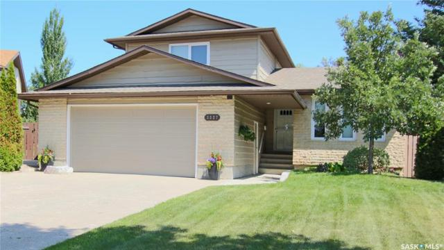 3327 Coughlin Bay E, Regina, SK S4V 1W3 (MLS #SK783081) :: The A Team