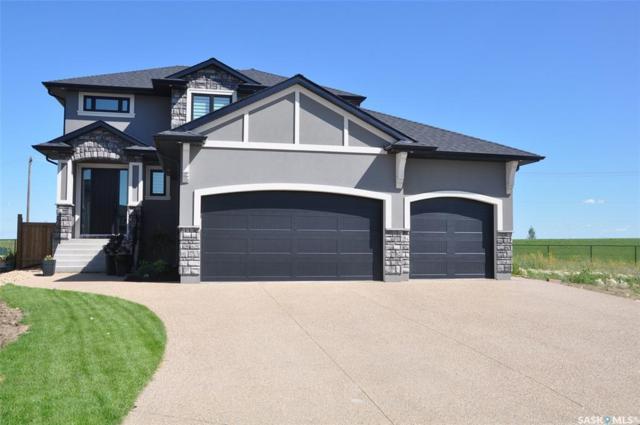 1027 Glacial Shores Common, Saskatoon, SK S7S 1N1 (MLS #SK783719) :: The A Team