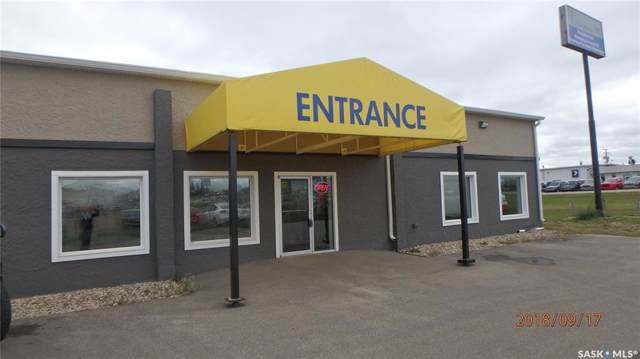 153 South Industrial Drive, Prince Albert, SK S6V 7L7 (MLS #SK787176) :: The A Team