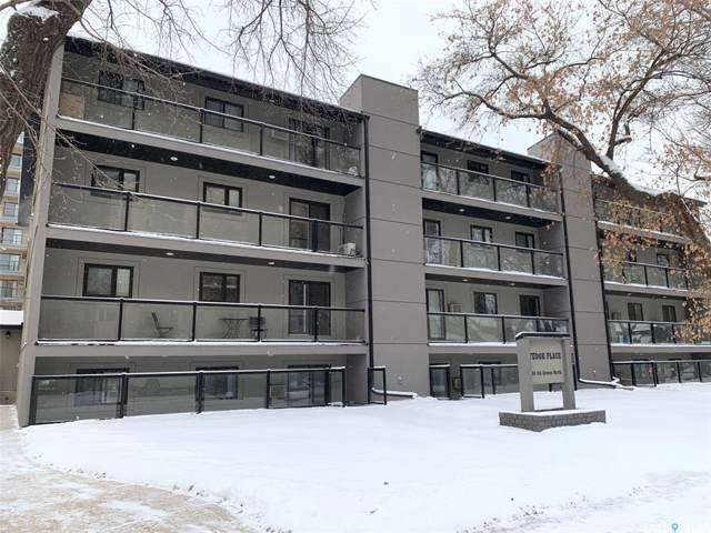536 4th Avenue N #404, Saskatoon, SK S7K 2M7 (MLS #SK793720) :: The A Team