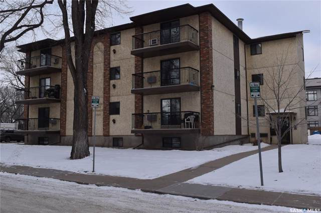 1005 9th Street E #102, Saskatoon, SK S7N 0N3 (MLS #SK795360) :: The A Team