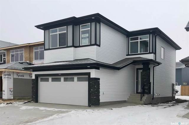 181 Dubois Crescent, Saskatoon, SK S0K 2T0 (MLS #SK795755) :: The A Team