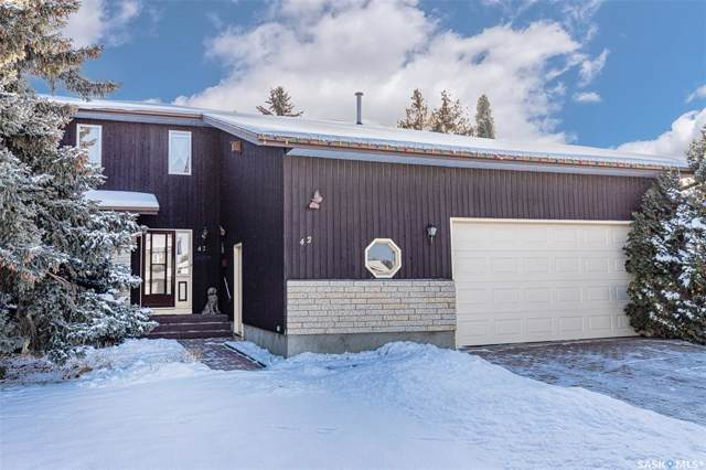 42 Verbeke Place, Saskatoon, SK S7K 6J5 (MLS #SK795801) :: The A Team