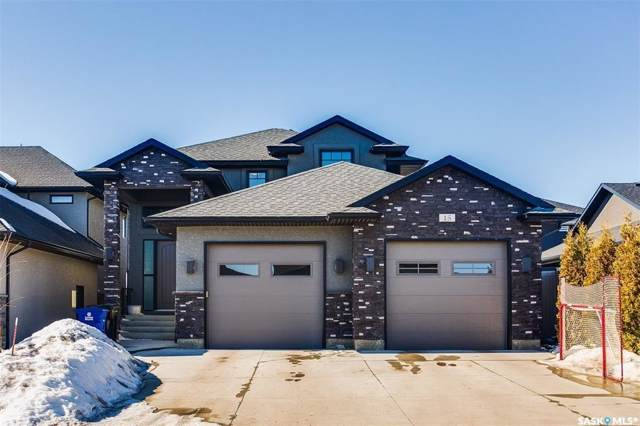 15 Wright Manor, Saskatoon, SK S7N 4T6 (MLS #SK795918) :: The A Team