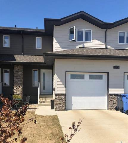 2419 Henderson Drive D, North Battleford, SK S9A 0Y3 (MLS #SK796908) :: The A Team